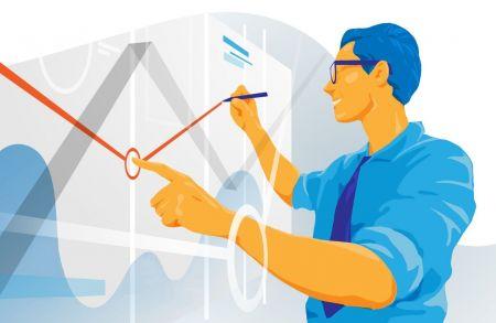 ExpertOption पर पुलबैक को ट्रेड करने के लिए ट्रेंड लाइन्स का उपयोग कैसे करें?