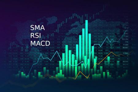 ExpertOption में एक सफल ट्रेडिंग रणनीति के लिए एसएमए, आरएसआई और एमएसीडी को कैसे कनेक्ट करें
