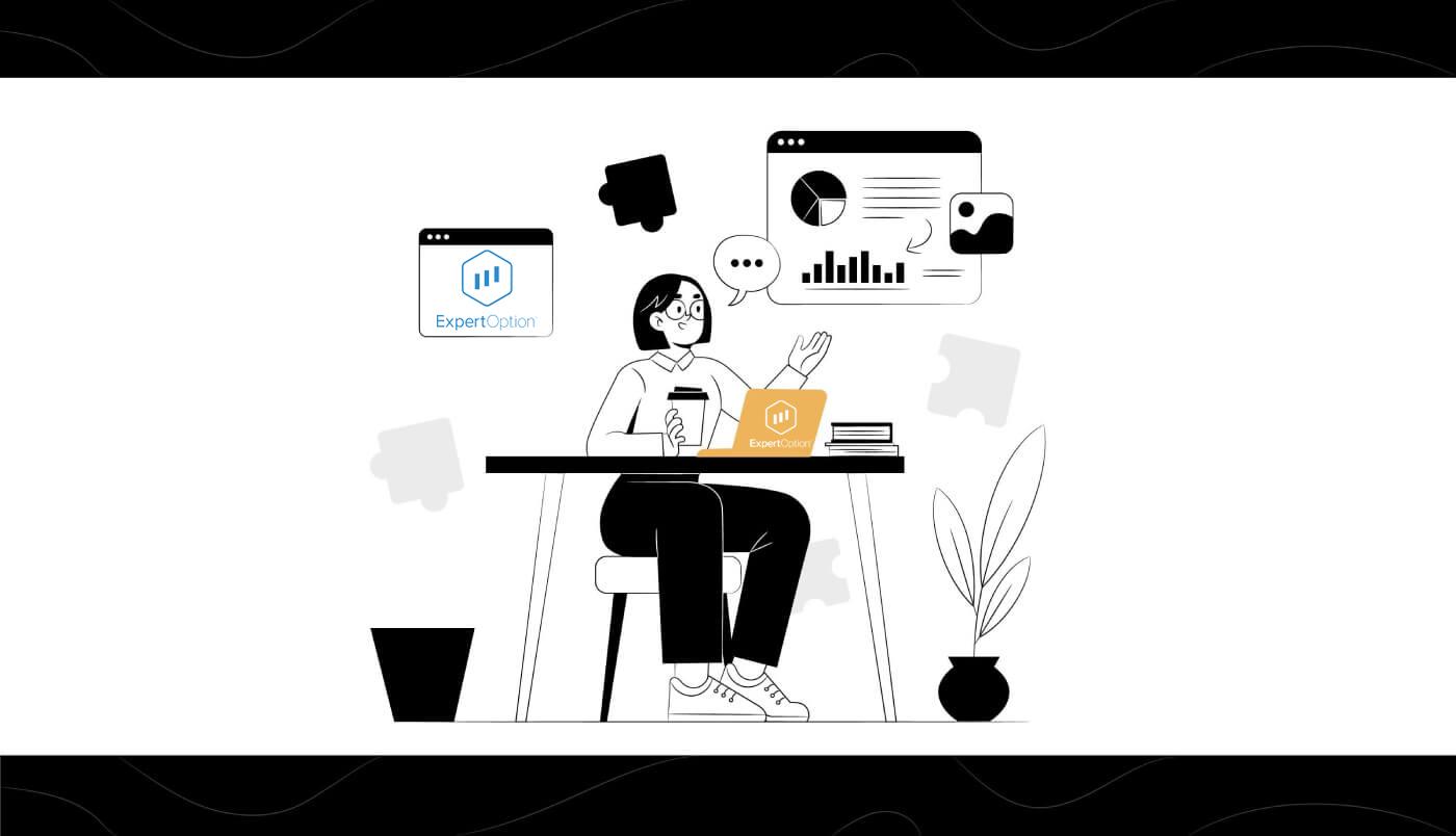 कैसे एक ट्रेडिंग खाता खोलें और ExpertOption पर पंजीकरण करें
