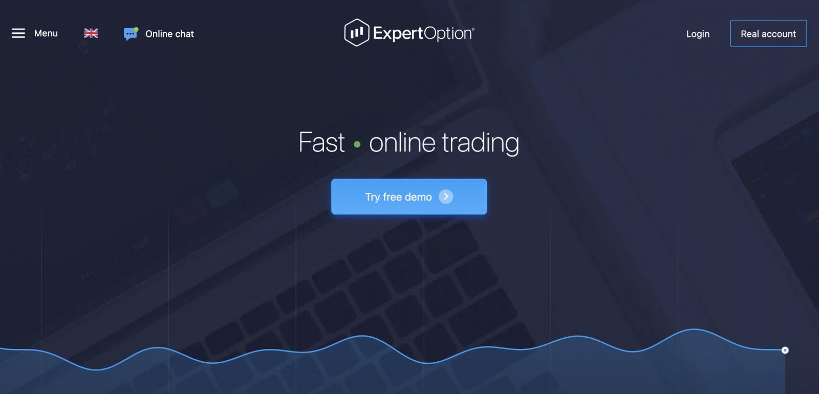ExpertOption समीक्षा
