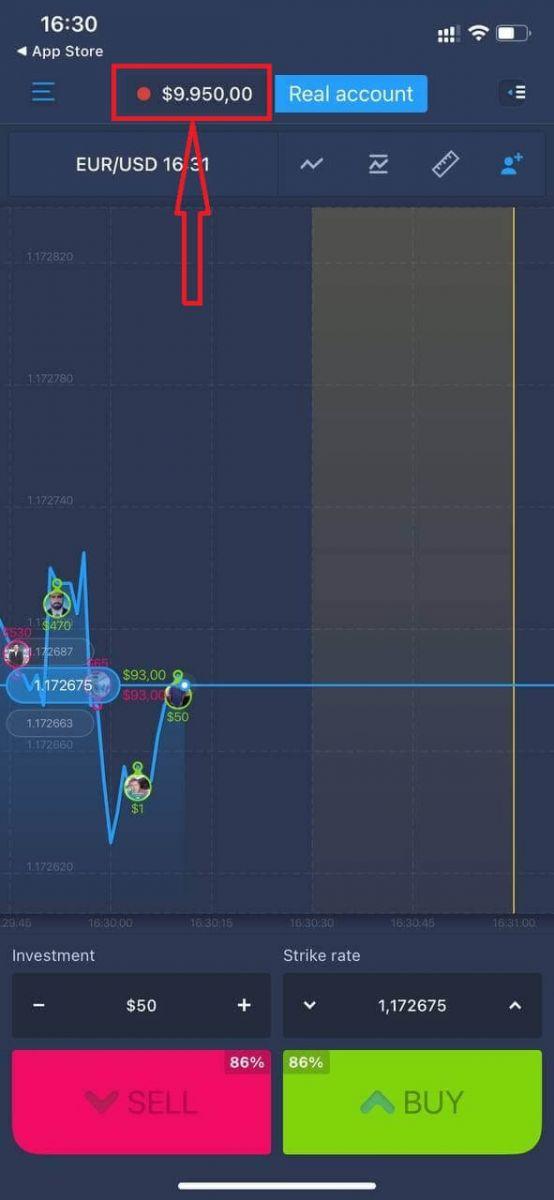 ExpertOption पर बाइनरी ऑप्शंस को कैसे रजिस्टर और ट्रेड करें?